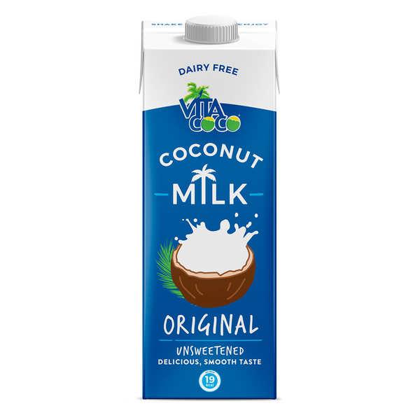 Vita coco - Lait de coco à boire - 6 bouteilles de 1L