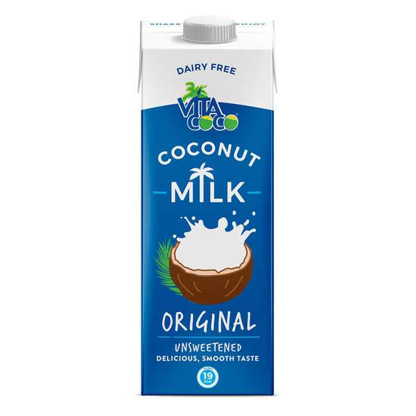 Vita coco - Lait de coco à boire - Bouteille 1L