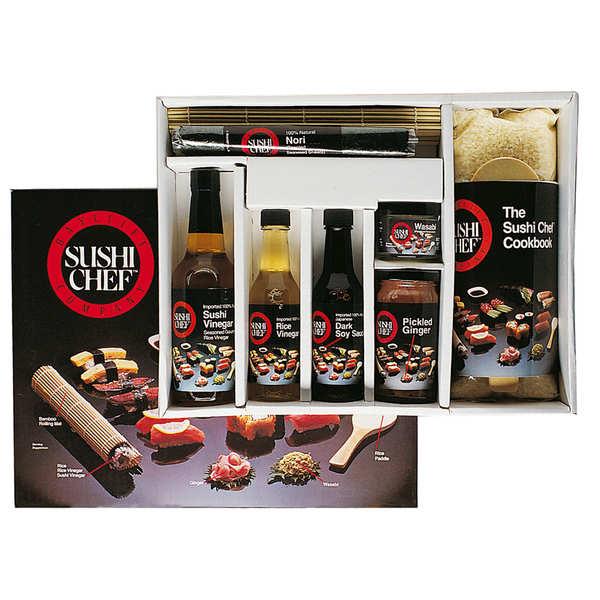 Sushi chef Sushi-kit - Coffret sushi-kit