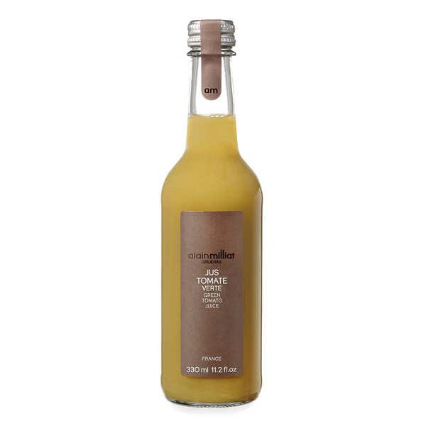 Alain Milliat Jus de tomate verte - Alain Milliat - Lot de 4 bouteilles 33cl