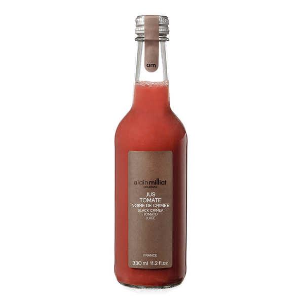 Alain Milliat Jus de tomate noire de crimée - Alain Milliat - Lot de 4 bouteilles 33cl