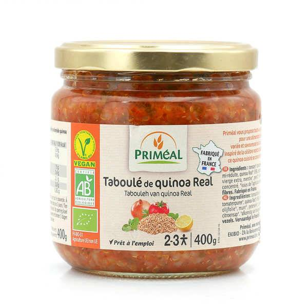 Priméal Taboulé de quinoa real - Bocal 400g