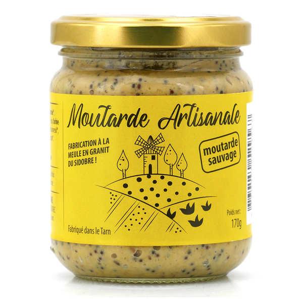 Moutarde Eglantine de Lautrec Moutarde sauvage à la ravenelle de Lautrec - Pot 170g