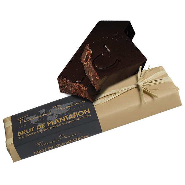 Chocolats François Pralus Barre brut de plantation Madagascar - Criollo - Pralus - Barre 160g