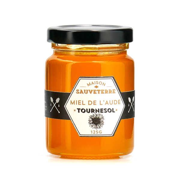 Maison Sauveterre Miel de tournesol de l'Aude - Pot 125g