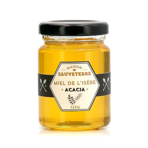 Maison Sauveterre Miel d'acacia de l'Isère - Pot 40g