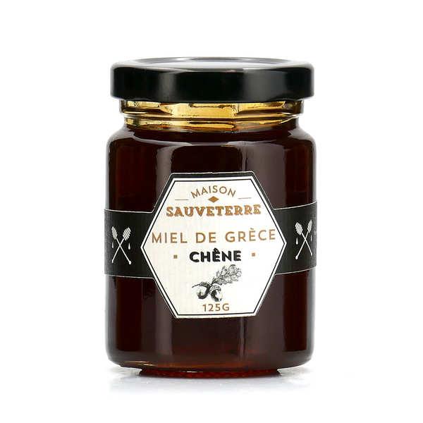 Maison Sauveterre Miel de chêne de Grèce - Pot 250g
