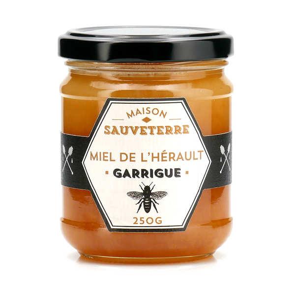 Maison Sauveterre Miel de garrigue de l'Hérault - Pot 125g