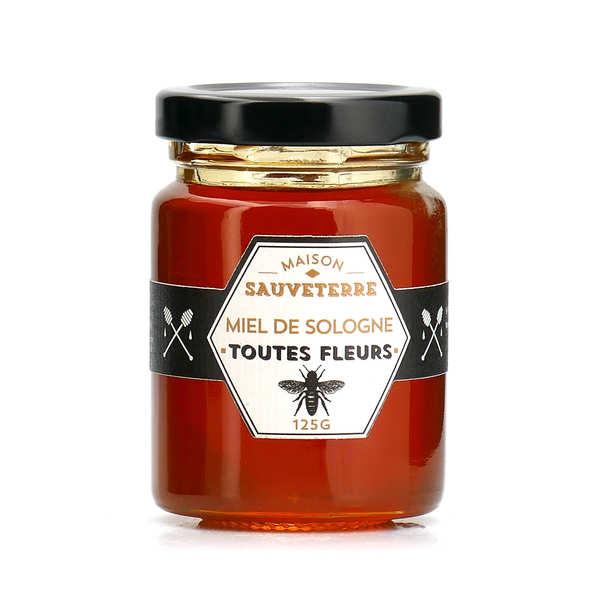 Maison Sauveterre Miel toutes fleurs de Sologne - Pot 250g