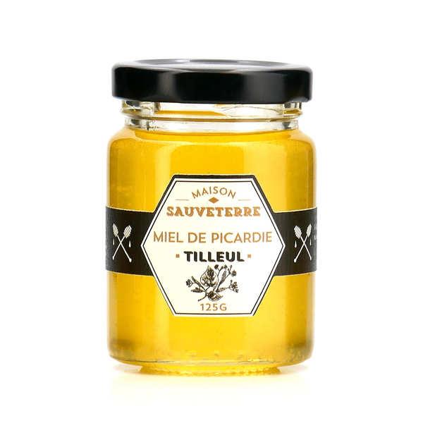 Maison Sauveterre Miel de tilleul de Picardie - Pot 40g
