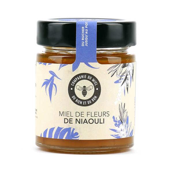 Compagnie du Miel Miel de Niaouli de Madagascar - Pot 170g