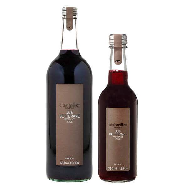 Alain Milliat Jus de betterave - Alain Milliat - Bouteille 1L