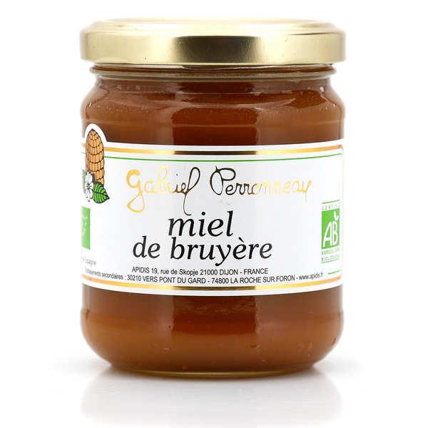 Gabriel Perronneau Miel de Bruyère bio - Pot 250g