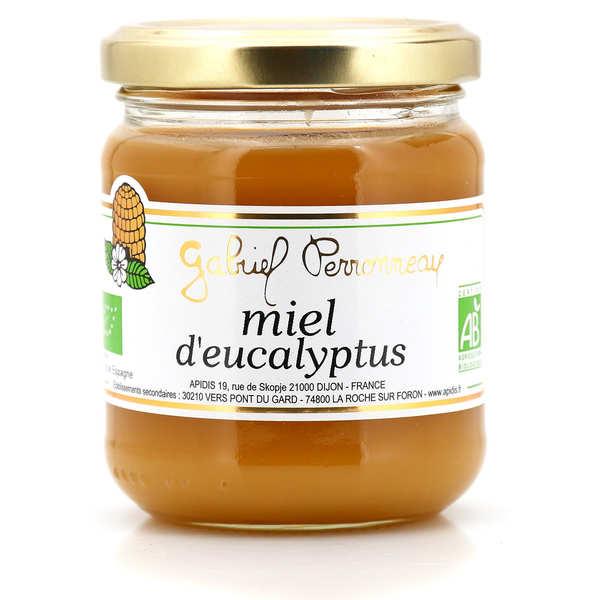 Gabriel Perronneau Miel d'Eucalyptus bio - Pot 250g