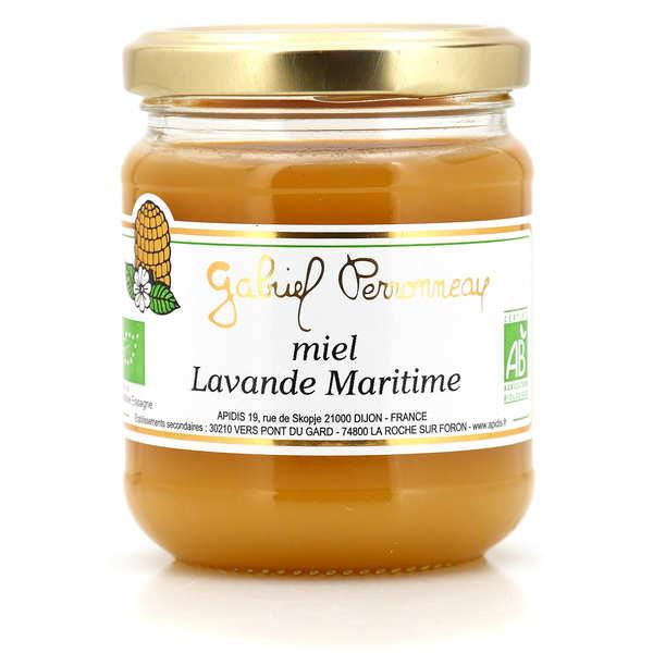 Gabriel Perronneau Miel de Lavande maritime bio - Pot 500g