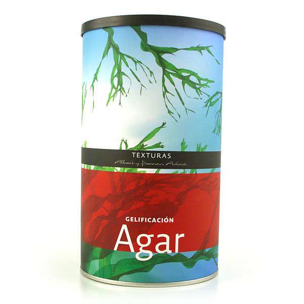 Texturas Ferran Adria Agar agar - Texturas - Boîte 500g