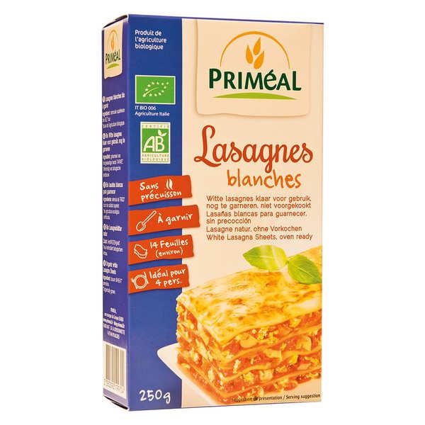 Priméal Lasagnes blanches bio - 3 boites de 250g