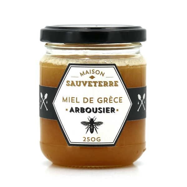 Maison Sauveterre Miel d'arbousier de Grèce - Pot 40g