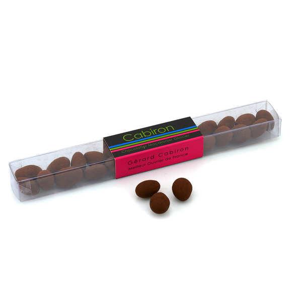 Maison Cabiron Amandor - Chatines cacao de la maison Cabiron - 3 réglettes de 100g