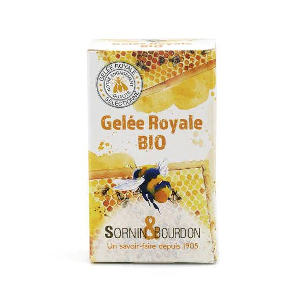 Sornin&Bourdon Gelée royale pure bio - Pot 25g