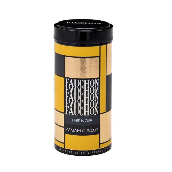 Fauchon Thé noir Assam G.B.O.P - Fauchon - Boîte de 120g