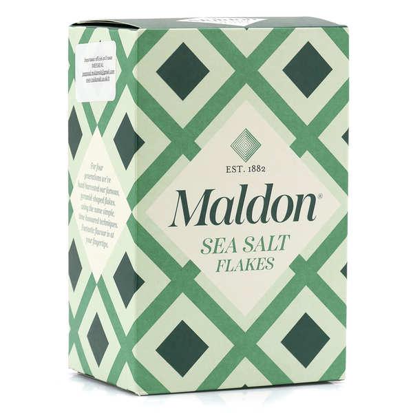 Maldon Crystal Salt Sel de Maldon (cristaux) - Boite 125g