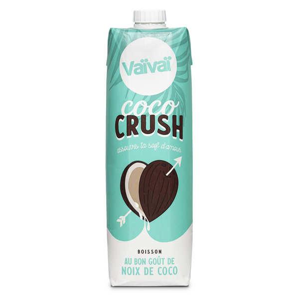 VaiVai Vaïvaï Coco Crush - Boisson à la noix de coco - Bouteille de 1L