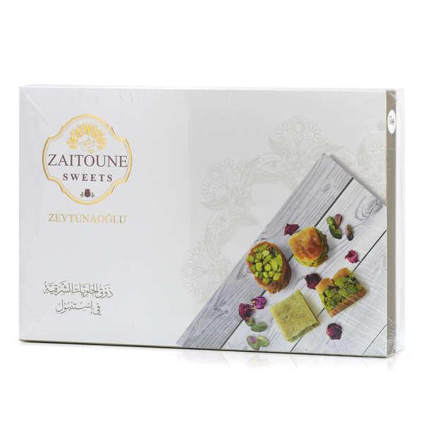 Zaitoune Baklava mix Royal - Zaitoune - Boite de 750g