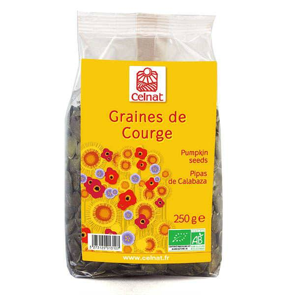 Celnat Graines de courge bio de Hongrie - Sac 3kg