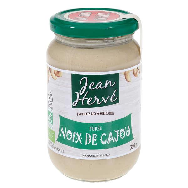 Jean Hervé Purée de noix de cajou bio - Pot 350g