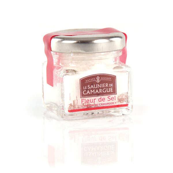 Les Saunier de Camargue Fleur de sel de Camargue - Mini pot verre 25g
