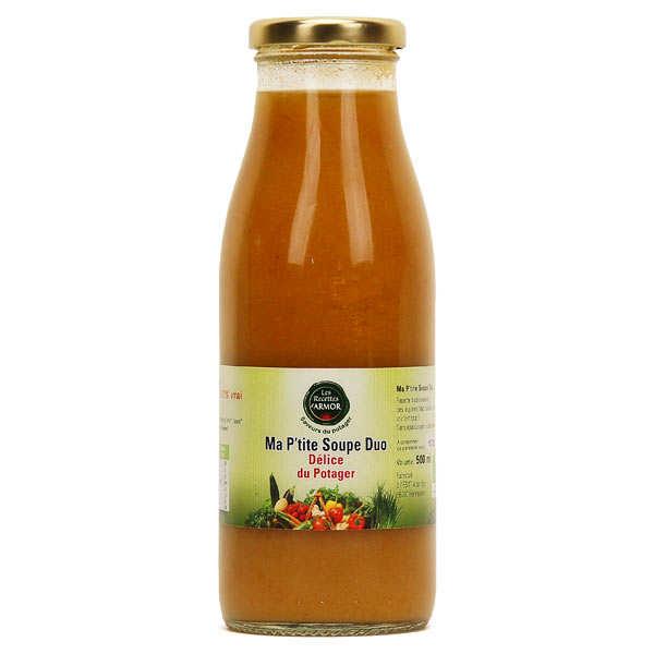 Les recettes d'Armor Délice du potager bio - Bocal 500ml
