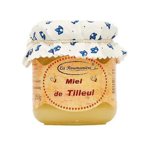 La Roumanière Miel de tilleul - Pot 250g