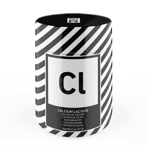 Saveurs MOLÉCULE-R Lactate de Calcium - Pot verre de 57g