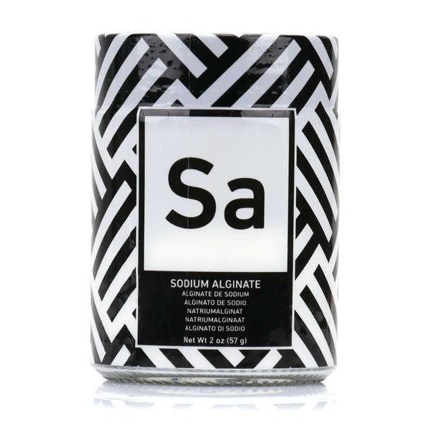 Saveurs MOLÉCULE-R Alginate de sodium en pot - Pot 57g