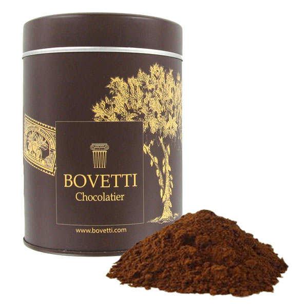 Bovetti chocolats Véritable poudre de cacao - Pot 200g