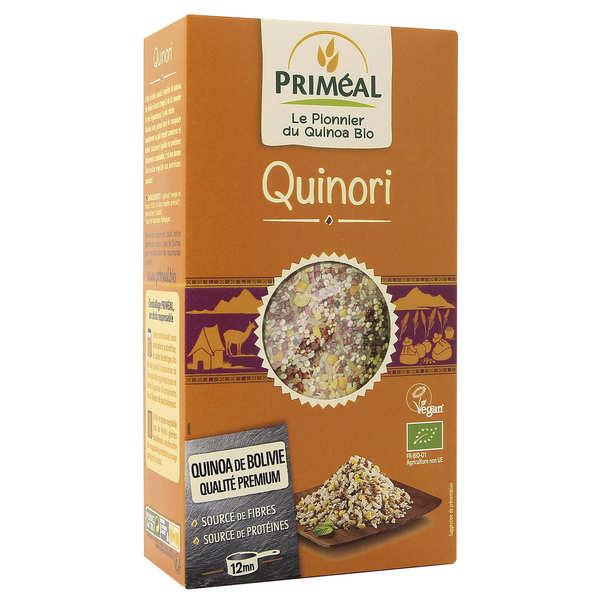 Priméal Quinori Bio (mélange de riz et quinoa) - Sachet 500g