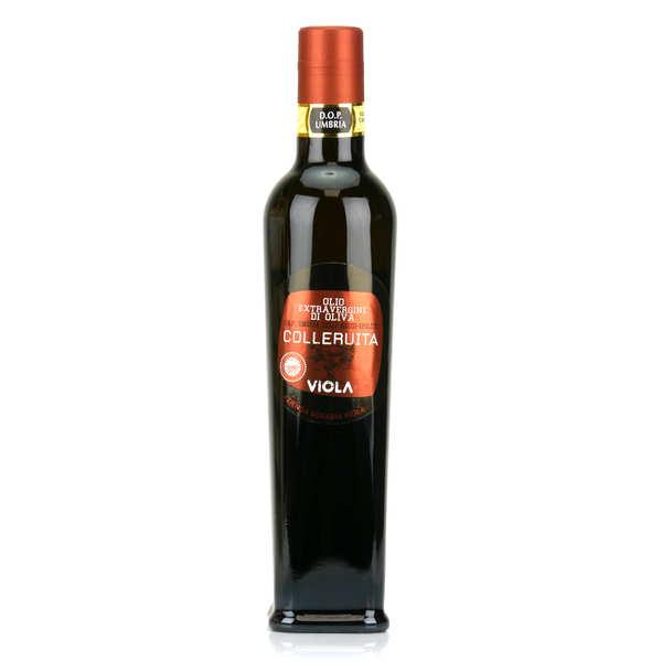 Viola Umbria Huile d'olive extra vierge - Viola Umbria ColleruitA - Bouteille 50cl