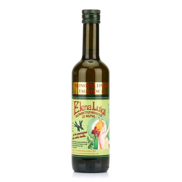 Elena Luigi Huile d'olive taggiasche de Ligurie extra vierge - Bouteille 50cl