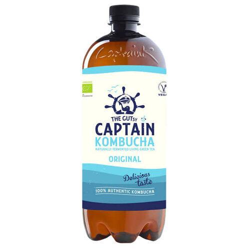The Gutsy Captain Kombucha Capta...