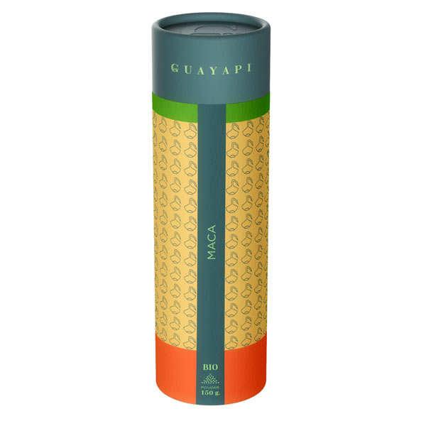 Guayapi Tropical Maca poudre Bio - Pot 150g