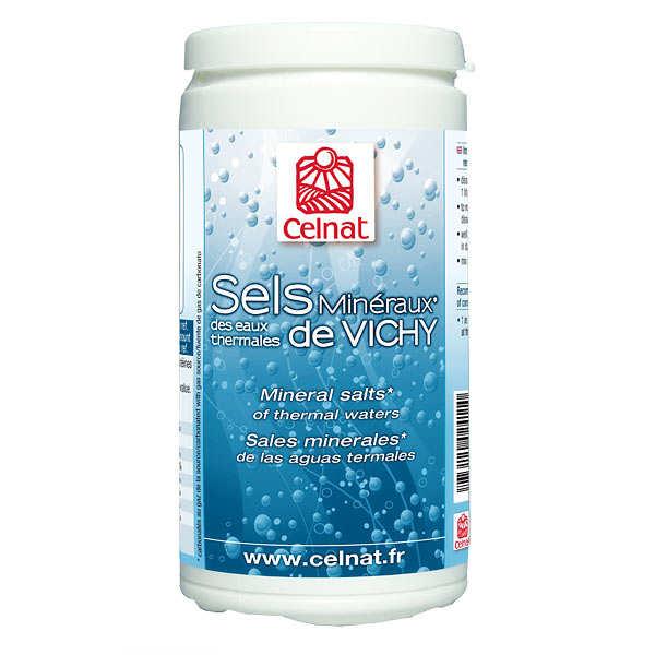 Celnat Sels minéraux des eaux thermales de Vichy - Boite 50g