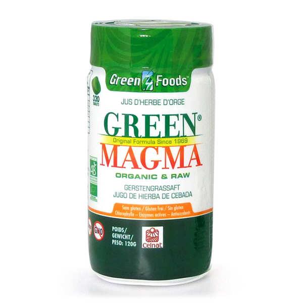 Celnat Green Magma en comprimés - Flacon 136 comprimés