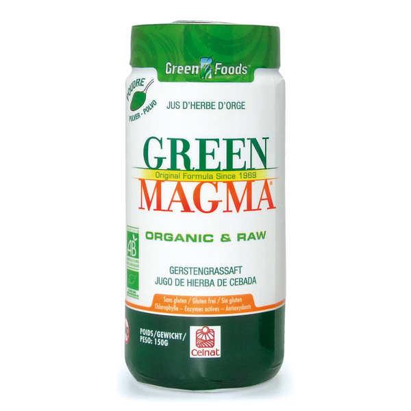 Celnat Green Magma en poudre - Flacon 150g