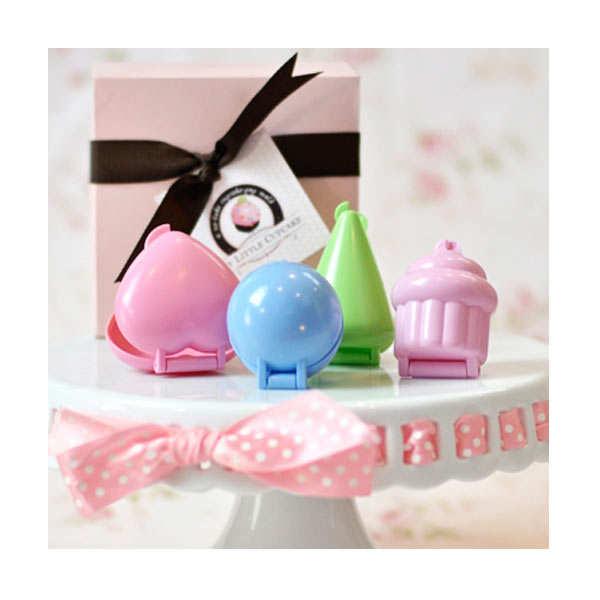My Little Cupcake Kit de 4 mini moules pour cake pops - kit de 4 moules