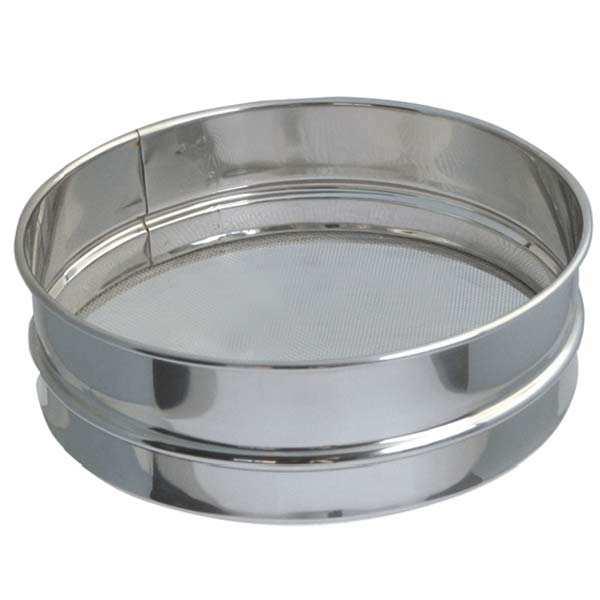 de Buyer Tamis à farine en inox - diamètre 21cm - Le tamis