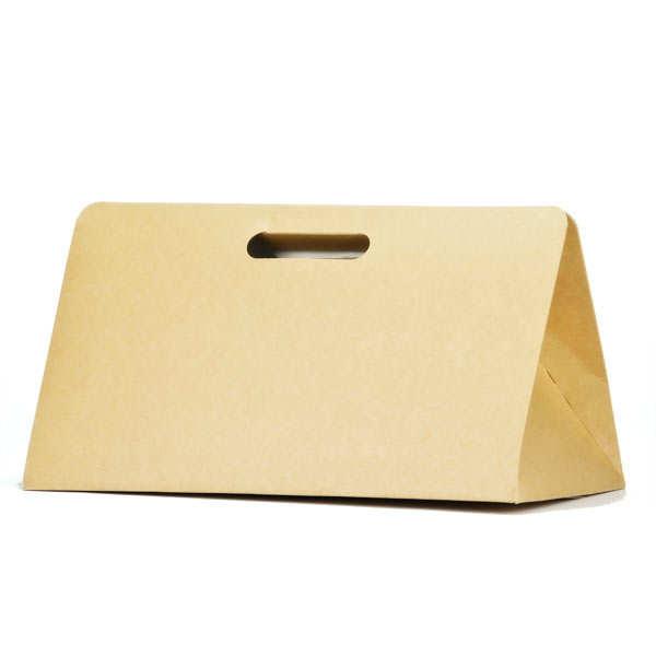 BienManger.com Coffret carton pour lunch - lot de 10 coffrets