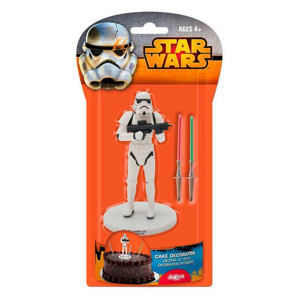Dekora Kit décor Stormtrooper Star Wars - Le kit