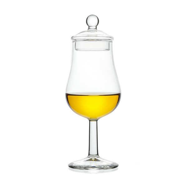 On The Rocks Coffret 1 verre de dégustation whisky - la part des anges - Coffret 1 verre