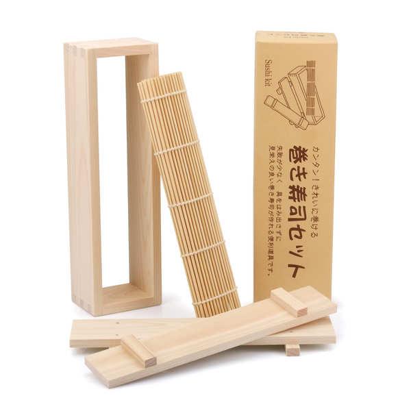 Celnat Kit de fabrication maki-sushi - Le kit
